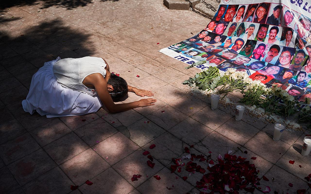 La solidaridad crece en la búsqueda de personas (San Luis Potosí)