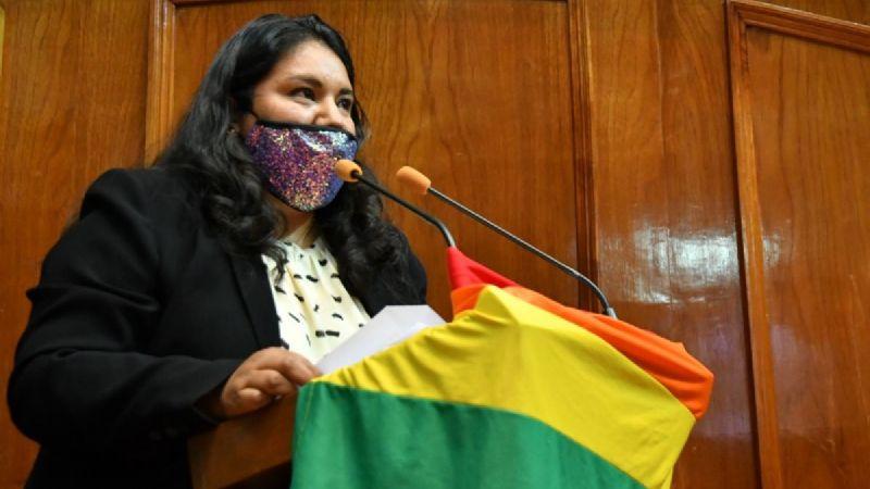 Detienen por segunda ocasión en cuatro meses a la activista Kenia Hernández (Estado de México)