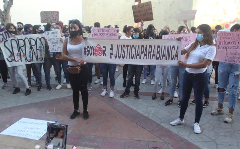 Familiares y colectivos exigen justicia por Bianca (Jalisco)