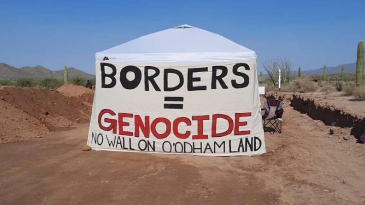 Miembros de la Nación Tohono O'odham, atacados por agentes fronterizos de EU