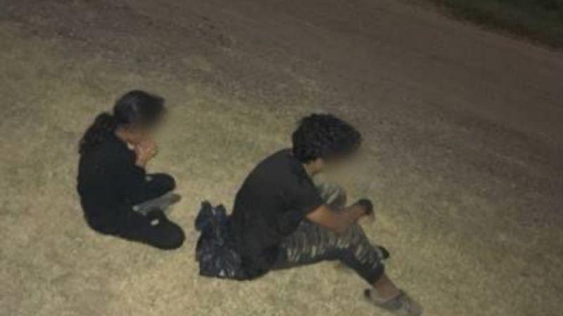 Traficantes de personas abandonan a dos menores hondureños en el Río Bravo (Coahuila)