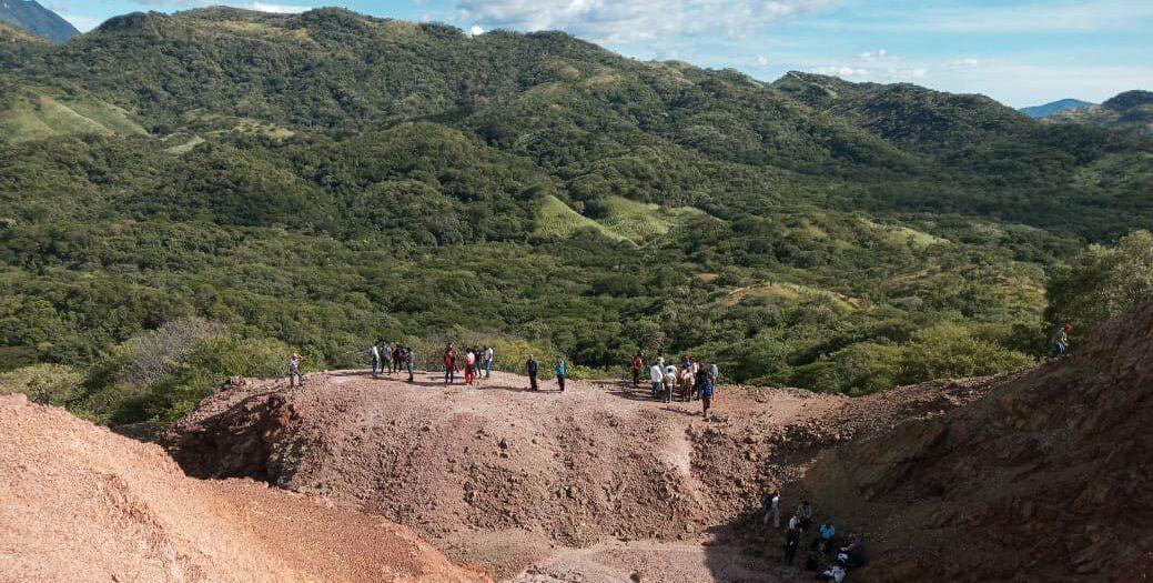 En el Istmo de Tehuantepec, comunidades vigilan que su territorio se encuentre libre de minería (Oaxaca)