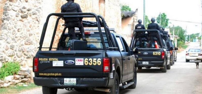 Otro detenido muere en manos de policías de Yucatán; suman cuatro casos en lo que va del año