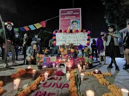 NO CELEBRAMOS A LAS MUERTAS, LES EXIGIMOS JUSTICIA: LIDIA FLORENCIO (Estado de México)