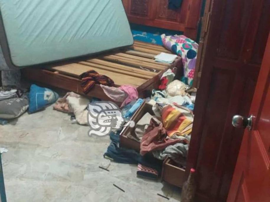En Azueta, acusan a FC de allanar vivienda; un muerto y 2 desaparecidos (Veracruz)