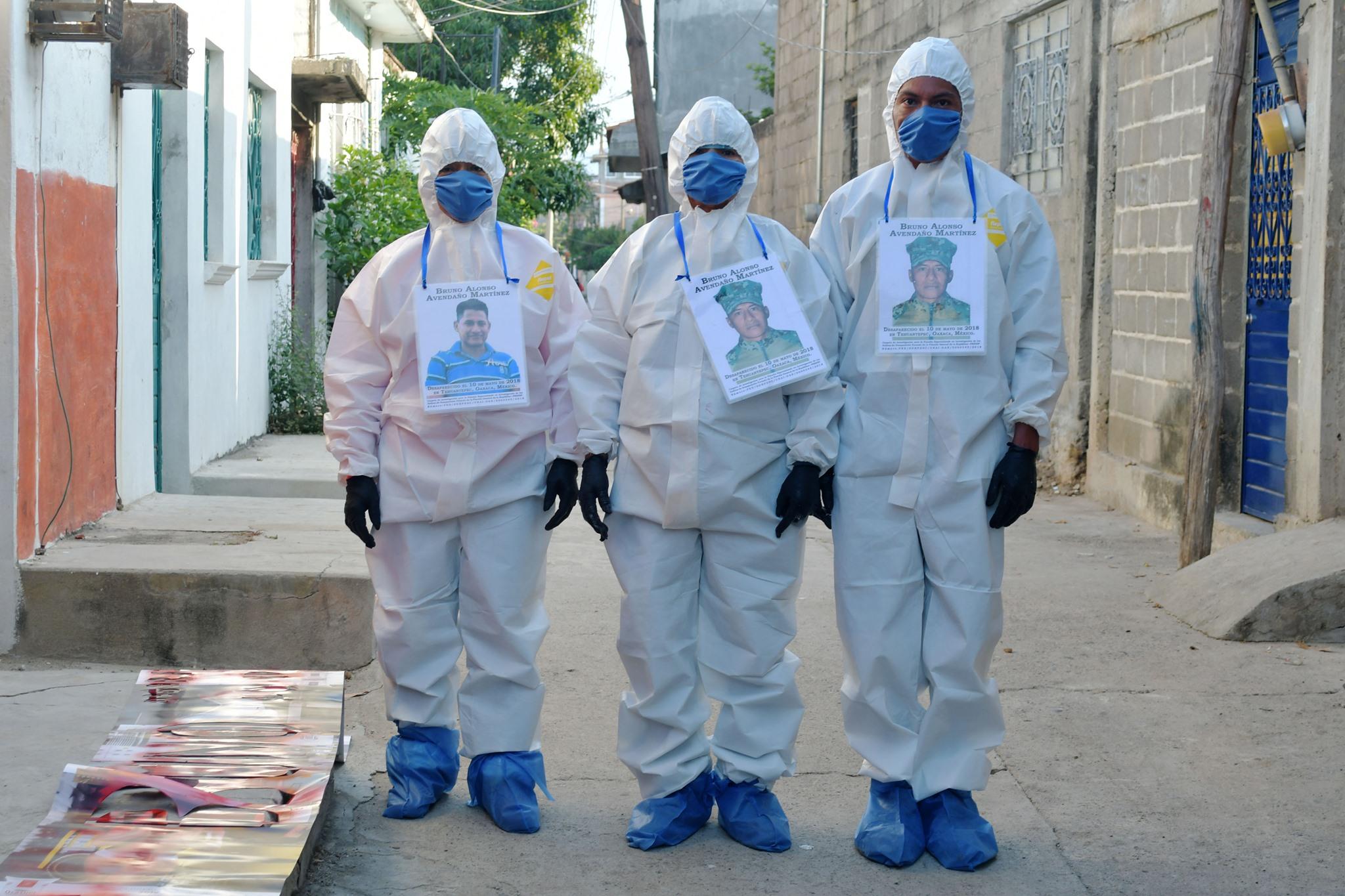Memoria y verdad «La justicia se aleja para los nadies»: Lukas Avendaño (Oaxaca)