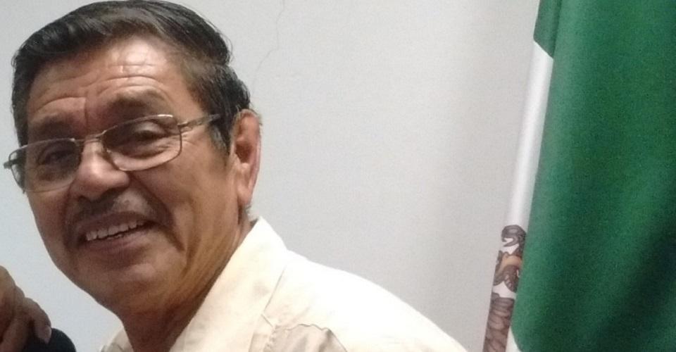 Miguel Vázquez, ambientalista que lleva más de un mes desaparecido en Tlapacoyan, Veracruz