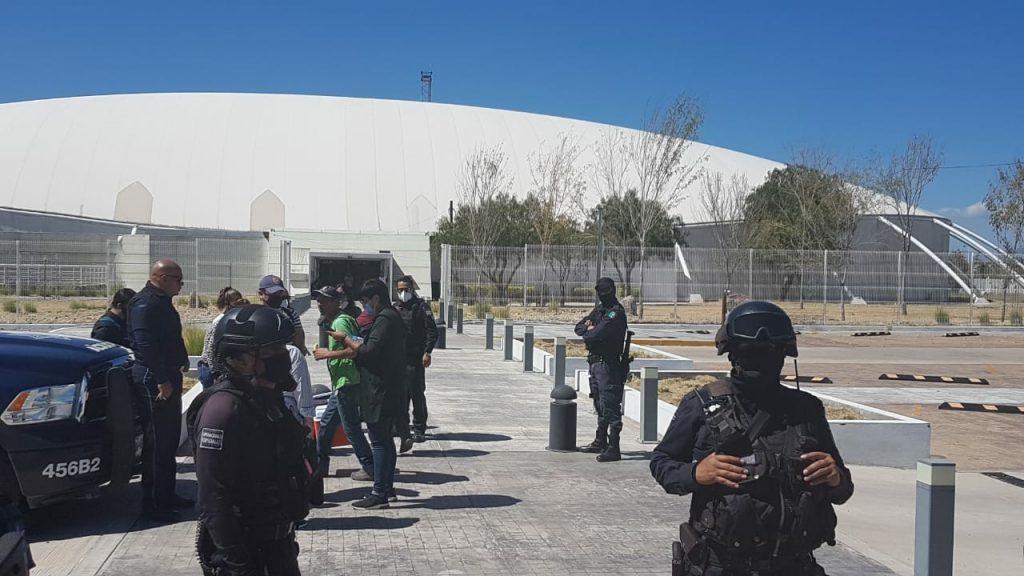 Bloqueo institucional impide búsqueda de personas desaparecidas en velódromo de Aguascalientes