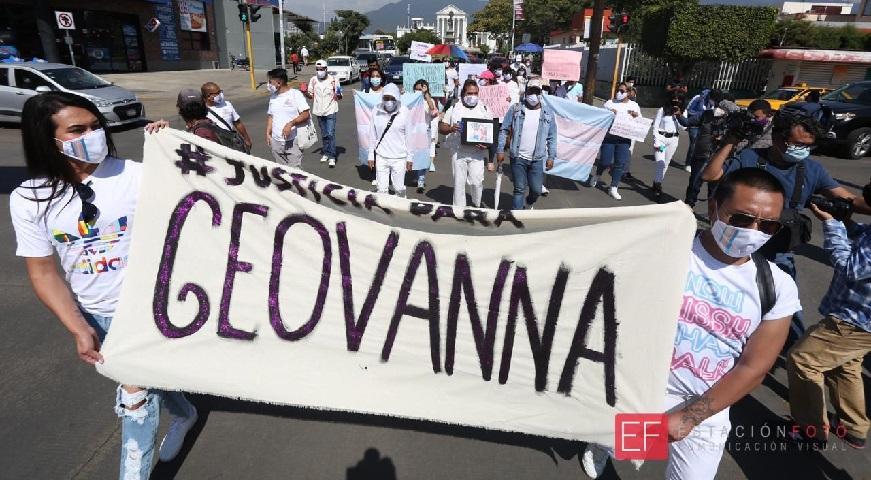 Urgen investigar los crímenes de odio en Oaxaca de Geovanna y Sherlyn