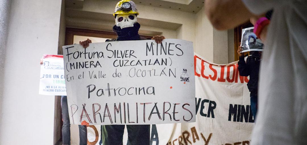 Zapotecos emplazan a Semarnat a una mesa de diálogo para exponer afectaciones de minera Cuzcatlán (Oaxaca)