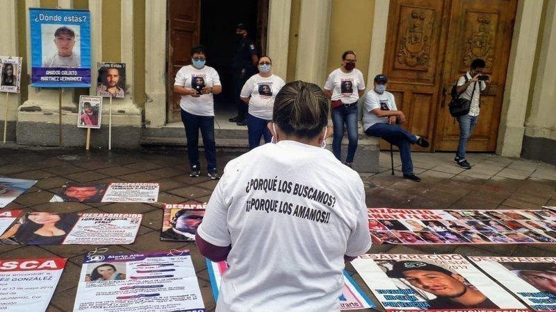 Sin recursos para apoyar trabajos de búsqueda: Red de Desaparecidos (Colima)