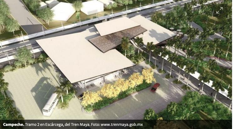 Revés a obras del Tren Maya: juez da suspensión definitiva a tramo clave en Campeche