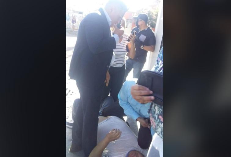 Juan Carlos vendía tamales en Celaya, agentes lo detuvieron con violencia y horas después murió