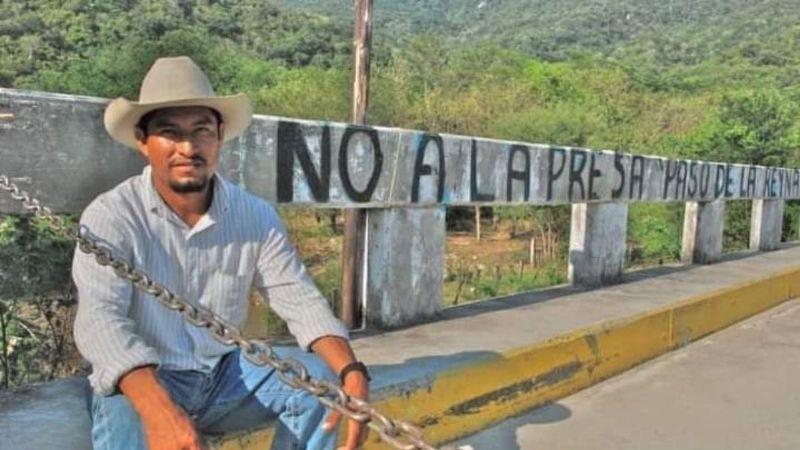 Asesinan a Fidel Heras Cruz, defensor del Río Verde contra megaproyectos en Oaxaca