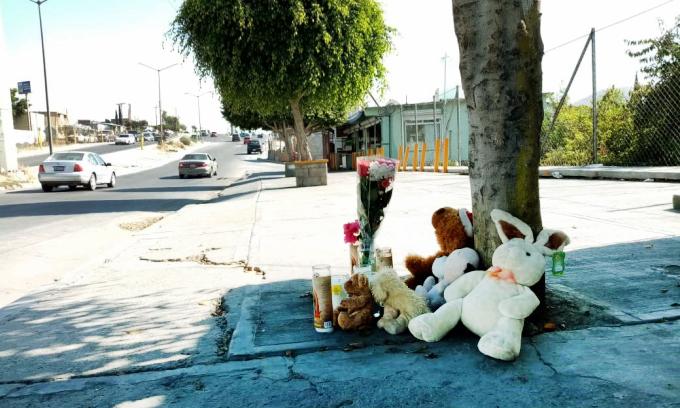 Matan a niños en Tijuana (Baja California)