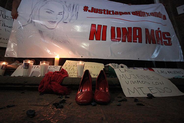 Preocupa desconocimiento de sitios de asesinatos de mujeres (Jalisco)