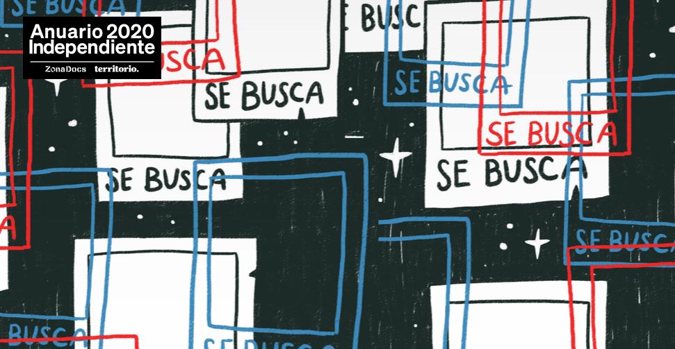 Una pandemia que no cesa, la crisis de desapariciones (Jalisco)