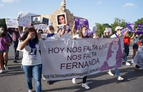 Investigan en Yucatán 29 casos de presuntos suicidios de mujeres que tienen indicios de feminicidios