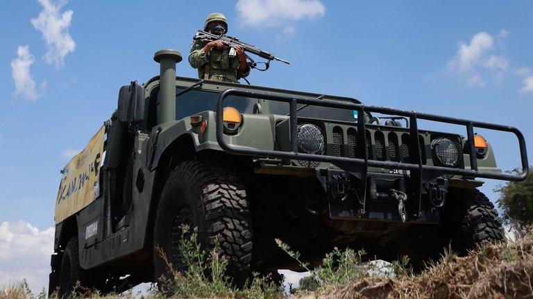 Activistas obtuvieron segundo amparo contra decreto de AMLO que mantiene al Ejército en las calles (Guanajuato)