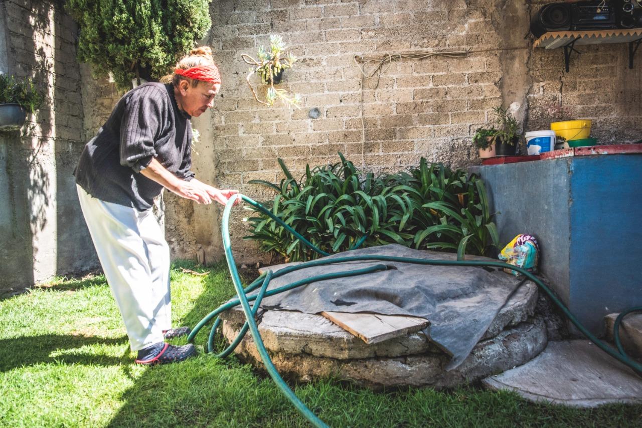 Se queda sin agua Cacalomacán por presunto adeudo millonario a CFE (Estado de México)