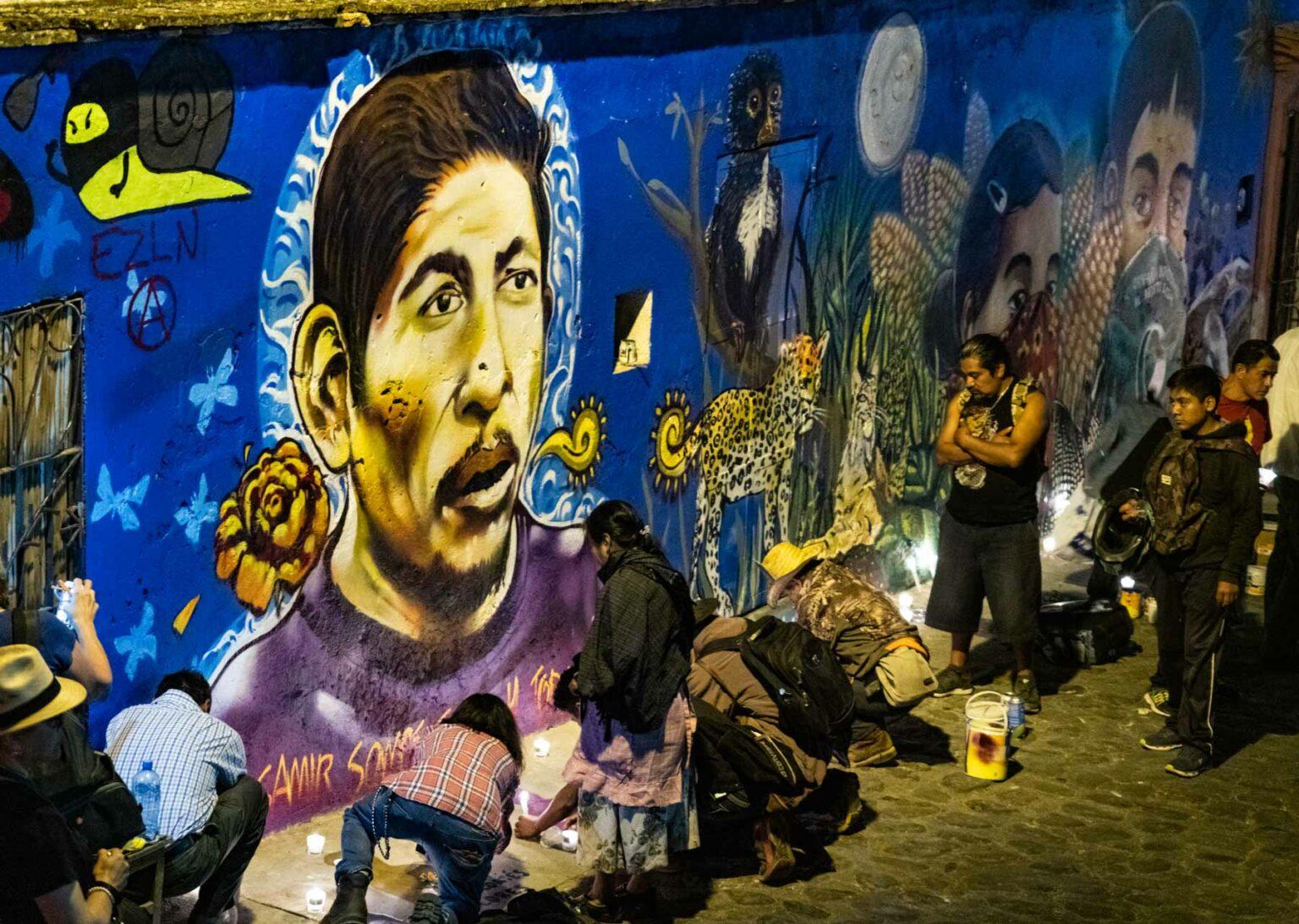 Gobierno de Oaxaca intentará boicotear Acción en memoria de Samir Flores