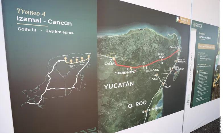 Aumenta costo de Tren Maya