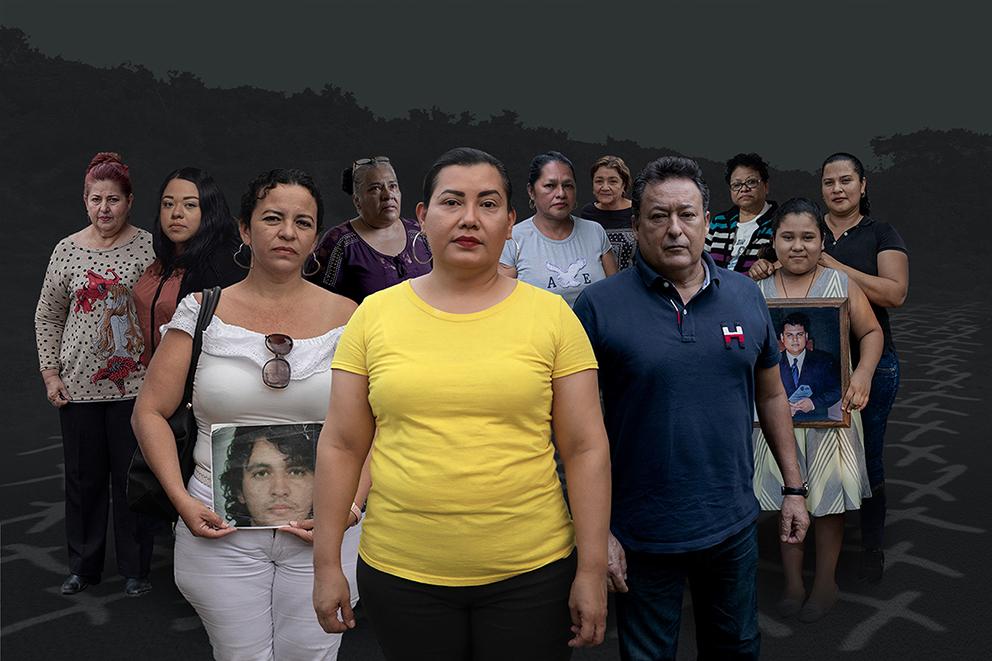 Ausentes: desaparecer en Veracruz