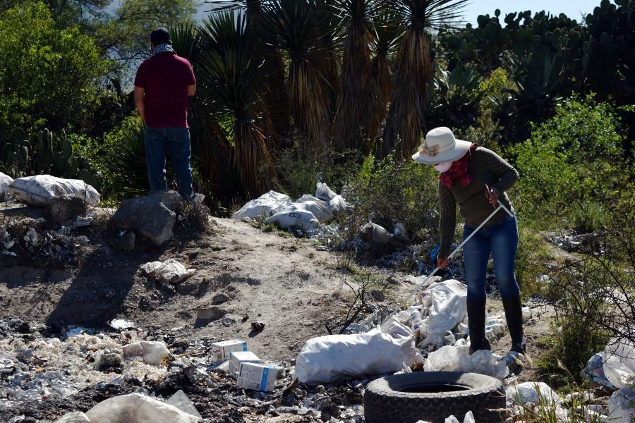 Familiares y sociedad civil lideran búsqueda de personas en Puebla