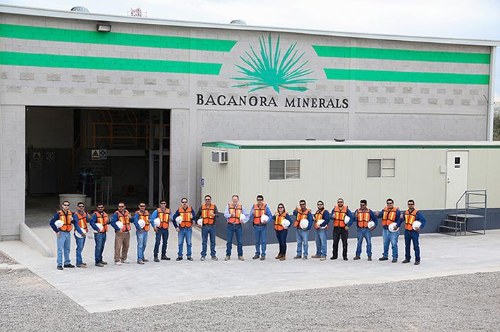 Bacanora inicia la construcción de su planta de litio en Sonora