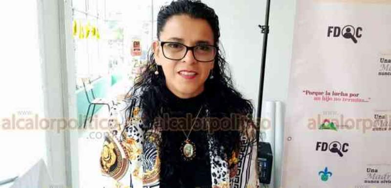 Sólo en elecciones políticos de Veracruz se acuerdan de desaparecidos, critican