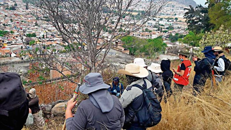 Familiares de desaparecidos piden transparentar búsqueda en Guanajuato