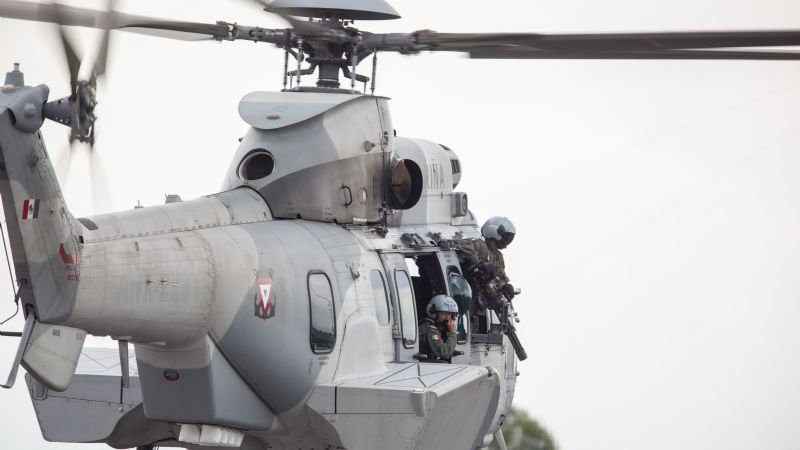 Operativos del Ejército regresan a la zona metropolitana de Nuevo León