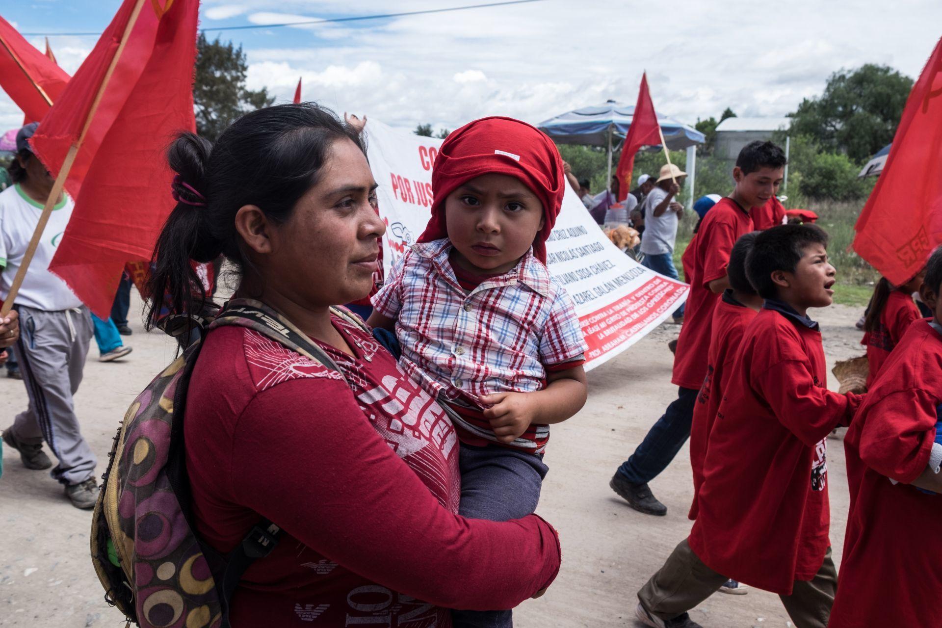Cedhapi exige a autoridades investigar feminicidios y desapariciones forzadas de mujeres de la mixteca (Oaxaca)