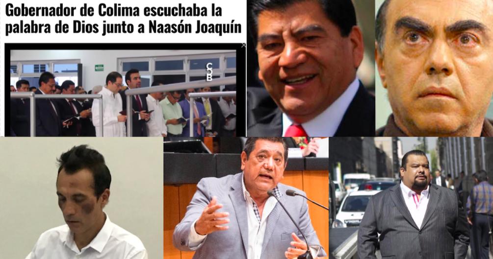 Abuso sexual y trata de personas al amparo del poder en México… y en Colima