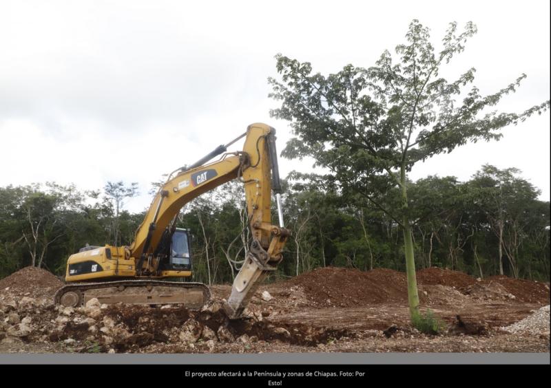 Tren Maya, amenaza ambiental para Yucatán, advierte Cinvestav