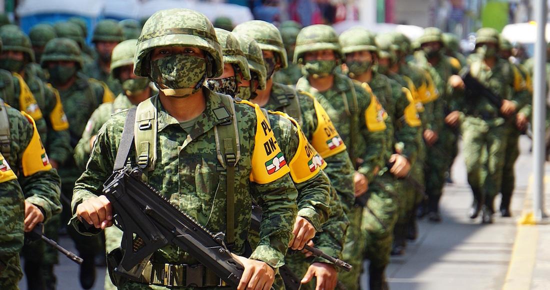 México despliega al Ejército y la GN en límites con Guatemala, a una semana del cierre fronterizo