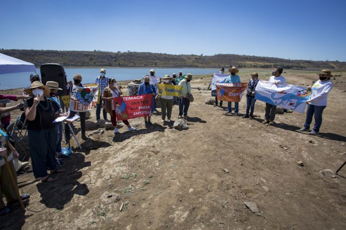 Afectados demandaran a autoridades por cortes injustificados de agua en la AMG de Guadalajara (Jalisco)