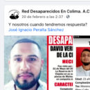 ¿Y nosotros cuándo tendremos respuesta? Dos años han esperado una cita con el gobernador los familiares de desaparecidos (Colima)