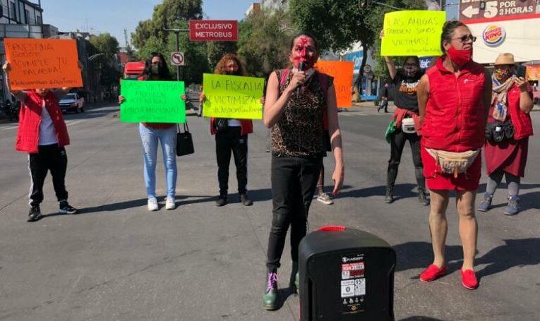 Paola Buenrostro: A casi 5 años de su transfeminicidio, activistas exigen justicia (Ciudad de México)