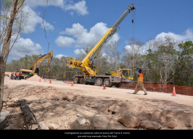 Tramo 4 del Tren Maya avanza sin Manifestación de Impacto Ambiental en Yucatán