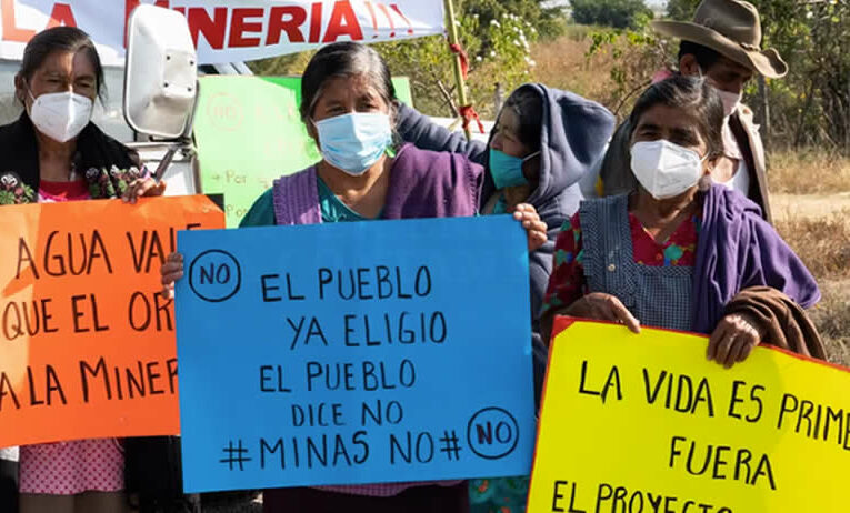 Conagua y Profepa confían en estudios de minera, pero no en los suyos (Oaxaca)