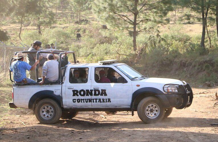 Sin dinero y 'a garrotazos', así combaten en Nahuatzén la tala ilegal (Michoacán)