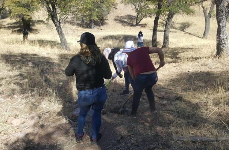 Colectivo encuentra restos de seis personas en fosas clandestinas en Guaymas, Sonora