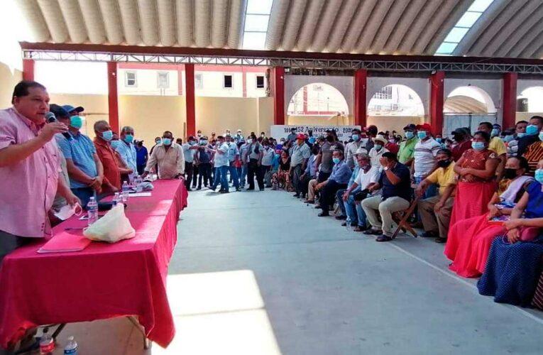 Puente Madera denuncia imposición de parque industrial en San Blas Atempa, Oaxaca