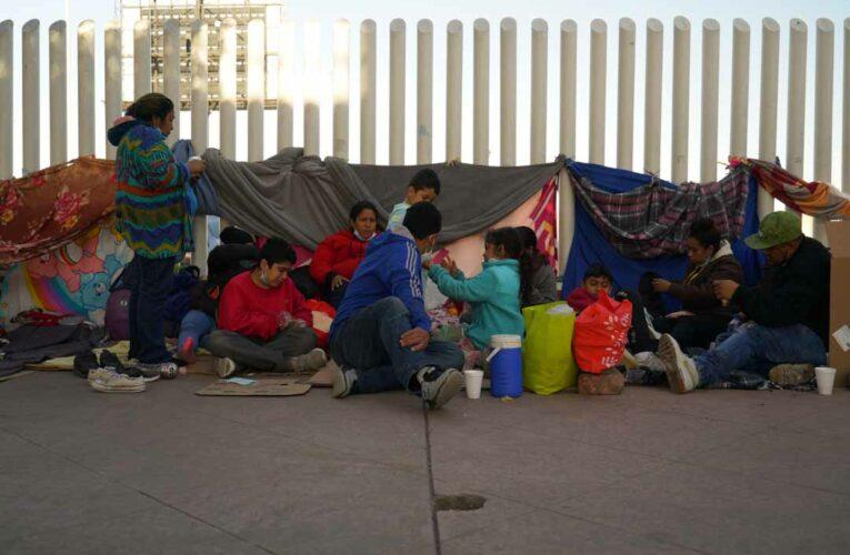 Crisis de los solicitantes de asilo y estigma de la solidaridad en Tijuana, el legado de Trump (Baja California)