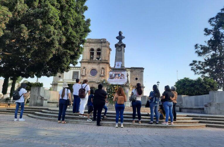 ¿Dónde está Mayra Edith? Realizan protesta a un año de su desaparición (Jalisco)