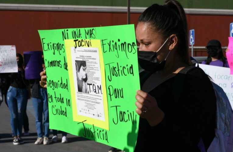 'Vamos a luchar por justicia para Jacivi' (Chihuahua)