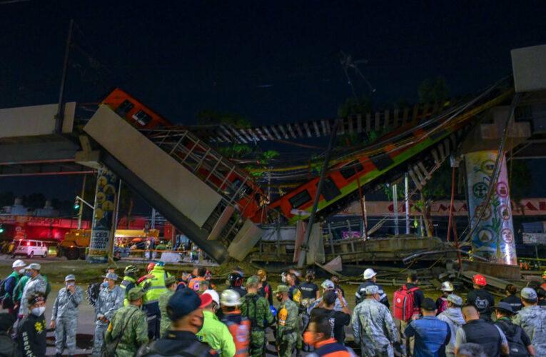 El colapso anunciado de la Línea Dorada (Ciudad de México)