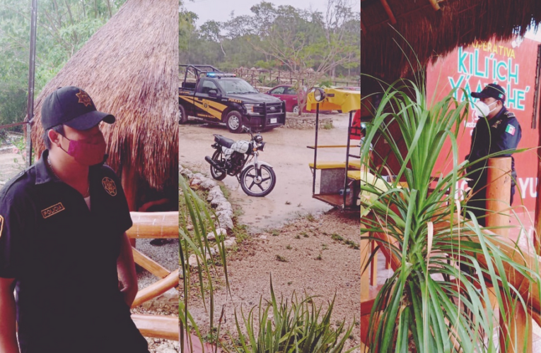 Cenoteros de Homún denuncian represalia: Gobierno clausuró sus paradores (Yucatán)