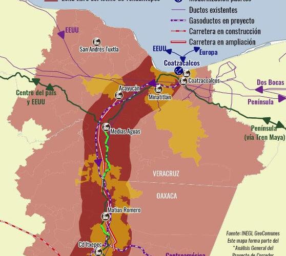 El Muro en el Istmo. Primera parte: El Tren Transítsmico
